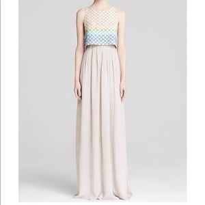 Mara Hoffman beaded maxi dress